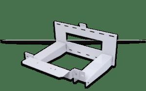 Stativy se dodávají u sestav jako součást kompletního balení